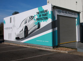Ngenco Paint Protection
