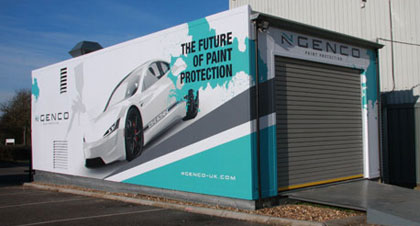 Ngenco Paint Protection Spray